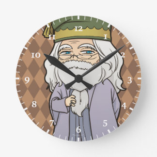 Anime Dumbledore Clocks