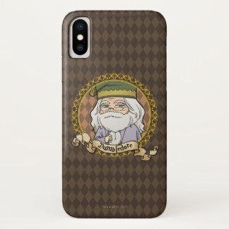 Anime Dumbledore iPhone X Case