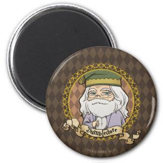 Anime Dumbledore Magnet