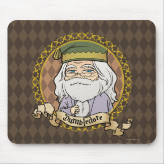 Anime Dumbledore Mouse Pad