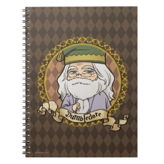 Anime Dumbledore Notebooks
