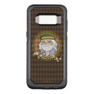 Anime Dumbledore OtterBox Commuter Samsung Galaxy S8 Case