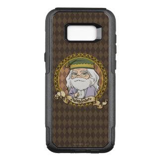 Anime Dumbledore OtterBox Commuter Samsung Galaxy S8+ Case