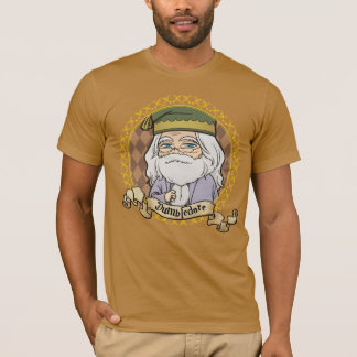 Anime Dumbledore Portrait T-Shirt