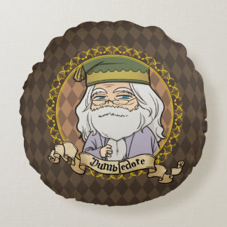 Anime Dumbledore Round Pillow