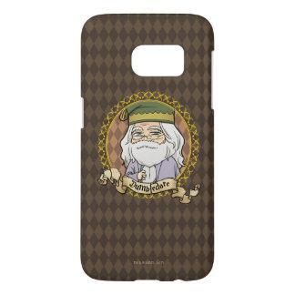 Anime Dumbledore Samsung Galaxy S7 Case