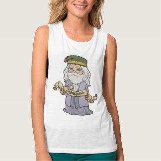 Anime Dumbledore Tank Top