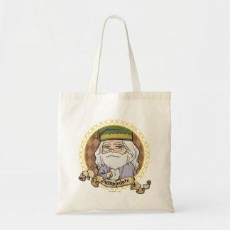 Anime Dumbledore Tote Bag