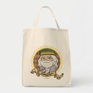 Anime Dumbledore Tote Bag