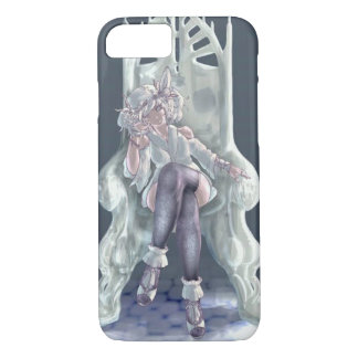 Anime Girl princess iPhone 8/7 Case