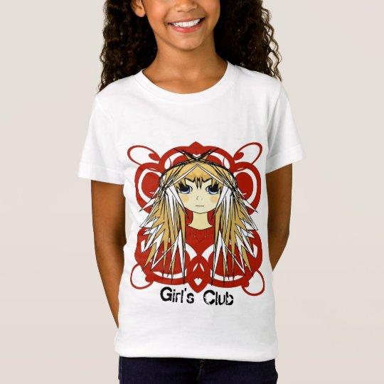 Anime Girls Club T-Shirt