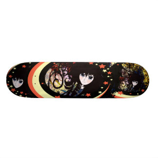 Anime Girls - Custom Skateboard