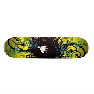 Anime Girls - Skate Board