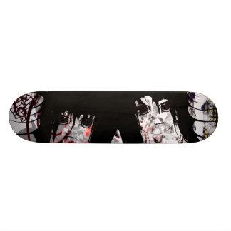 Anime Girls Skate Board Deck