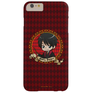 Anime Harry Potter Barely There iPhone 6 Plus Case