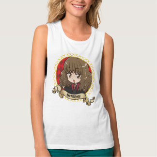 Anime Hermione Granger Portrait Tank Top