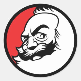 Anime Karl Marx Sticker