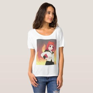 Anime Moe women's boyfriend t-shirt