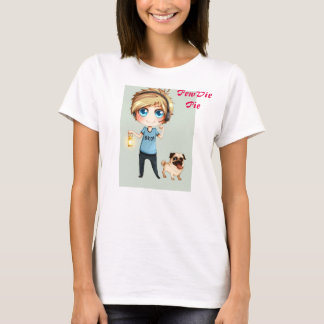 Anime PewDiePie t-shirt