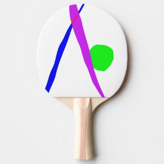 Anime Ping Pong Paddle