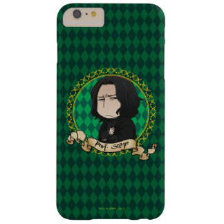 Anime Professor Snape Barely There iPhone 6 Plus Case