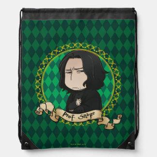 Anime Professor Snape Drawstring Bag
