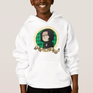 Anime Professor Snape Portrait