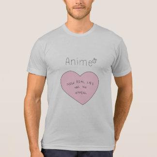 Anime Real Life Has No Appeal Shirt