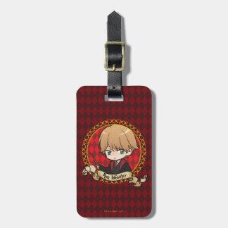 Anime Ron Weasley Bag Tag