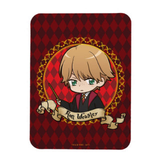 Anime Ron Weasley Magnet