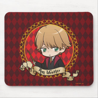 Anime Ron Weasley Mouse Pad