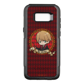 Anime Ron Weasley OtterBox Commuter Samsung Galaxy S8+ Case