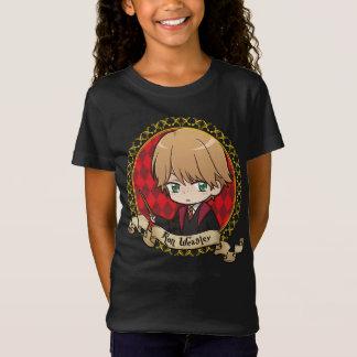 Anime Ron Weasley Portrait T-Shirt