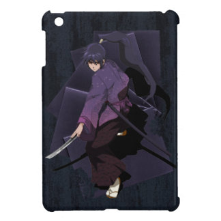 Anime Samurai - Violet Ebony iPad Mini Case