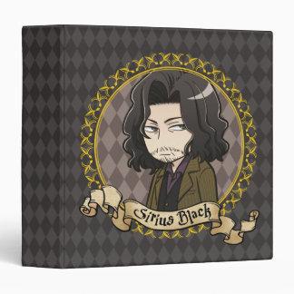Anime Sirius Black 3 Ring Binders