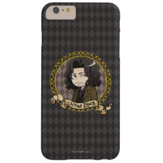 Anime Sirius Black Barely There iPhone 6 Plus Case