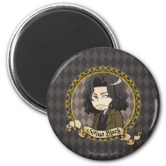 Anime Sirius Black Magnet