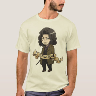 Anime Sirius Black T-Shirt