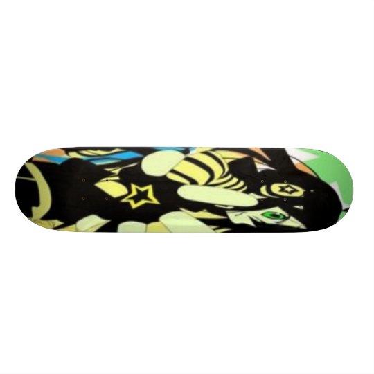 Anime Skateboard Deck