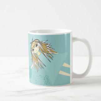 Anime Tea Party - Basic White Mug