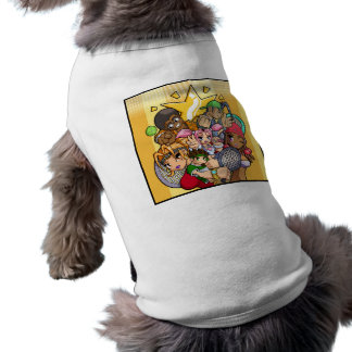 Anime Tennis Characters Dog Clothes