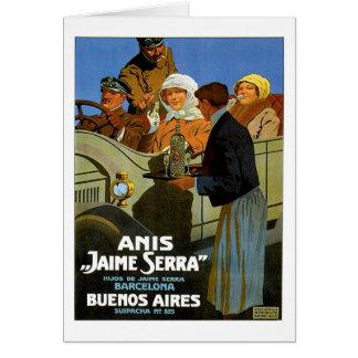 Anis Jaime Serra Buenos Aires Card