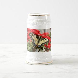 Anise Swallowtail Beer Mug