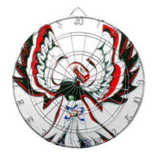 Anishinaabe Thunderbird Dartboard