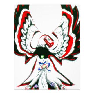 Anishinaabe Thunderbird Letterhead