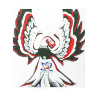 Anishinaabe Thunderbird Notepad
