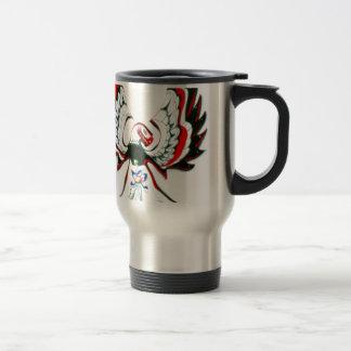 Anishinaabe Thunderbird Travel Mug