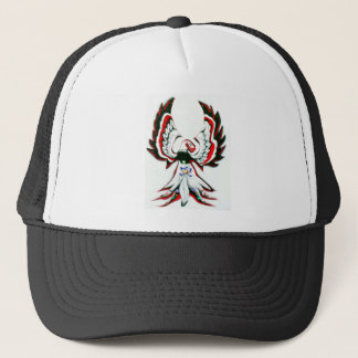 Anishinaabe Thunderbird Trucker Hat