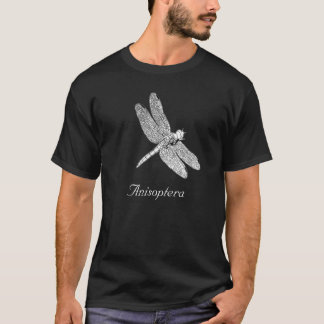 Anisoptera , dragonfly drawing T-Shirt