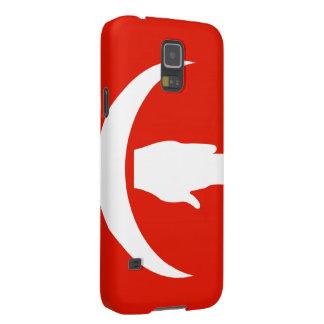Anjouan Flag Galaxy S5 Case